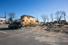 Midland Beach, Staten Island, October 09, 2013