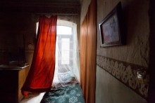 A view of a room in a historic house built a century ago in Telavi, the capital of Kakheti.